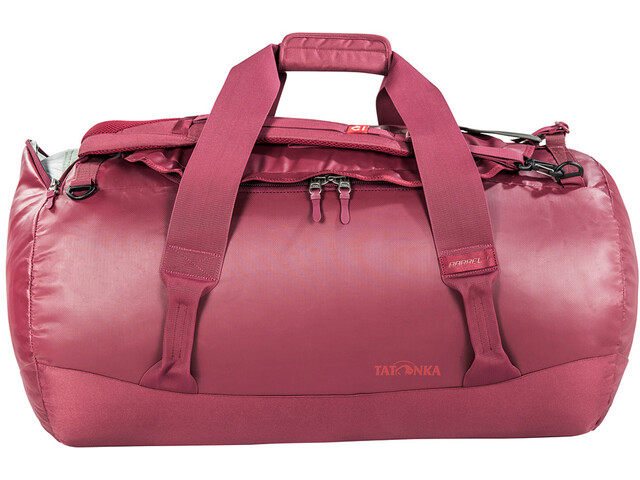 Tatonka Barrel Duffle Bag L, bordeaux red